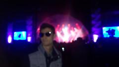 Mr. A is in the House (marco_albcs) Tags: baixa lisboa portugal prt terreirodopaço concerto concert mra friend bokeh night