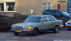 Mercedes W126 280S 1982 (XBXG) Tags: 78jkd7 mercedes w126 280s 1982 mercedesw126 mercedes280s 280 s flevolaan weesp nederland holland netherlands paysbas youngtimer old german classic car auto automobile voiture ancienne allemande germany deutsch duits deutschland vehicle outdoor