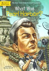 What Was Pearl Harbor? (Vernon Barford School Library) Tags: patriciabrennandemuth patricia brennan demuth johnmantha john mantha worldhistory pearlharbor hawaii 1941 unitedstates world war 2 two ii worldwar worldwartwo worldwar2 worldwarii secondworldwar 2ndworldwar 2nd second military history historical historic whatwas series vernon barford library libraries new recent book books read reading reads junior high middle school vernonbarford nonfiction paperback paperbacks softcover softcovers covers cover bookcover bookcovers 9780448464626
