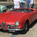 1958 Alfa Romeo Giulietta Spider from the UK