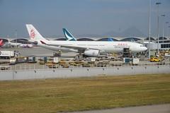 KA Airbus A330-300 B-HWM (kevincrumbs) Tags: hongkong 香港 lantau 大嶼山 cheklapkok 赤鱲角 hongkonginternationalairport 香港國際機場 hkg vhhh cathaydragon dragonair 國泰港龍 港龍 ka airbus a330 a330300 airbusa330 airbusa330300 bhwm airliner