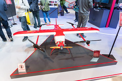 (2019-01-9) CES-217 (Swallia23) Tags: ces2019 lasvegas nv conventioncenter consumerelectronicshow jd drone deliver