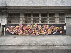 Street Art (padraic collins) Tags: china hongkong streetart grafitti hkwalls tuts