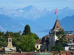LAUSANNE 53 (ERIC STANISLAS 54) Tags: lausanne vaud waadt suisse schweiz svizzera switzerland lac lake lago see leman landscape flickr