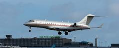 9H-VJL Vista Jet Bombardier BD-700-1A10 Global 6000 (Niall McCormick) Tags: dublin airport eidw aircraft airliner dub aviation 9hvjl vista jet bombardier bd7001a10 global 6000 bizjet
