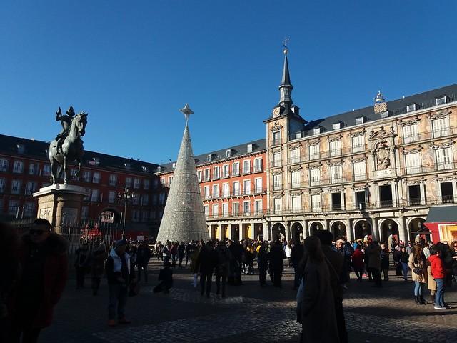 Taizé Madrid décembre 2018 - janvier 2019