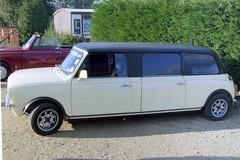 1972 AUSTIN 1275cc MINI 1275 GT TNB9K (Midlands Vehicle Photographer.) Tags: 1972 austin 1275cc mini 1275 gt tnb9k
