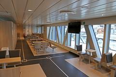 Innredning (Bergenships) Tags: kommandøren kommandoren fjord1 zerocat120 fjellstrand ferge ferje carferry ferry ship bergen tysnes halhjem våge