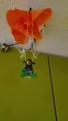 60208 - Polizei Flucht mit dem Fallschirm Video (-Nightfall-) Tags: lego city 60208 polizei police flucht fallschirm parachute