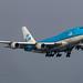 KLM Boeing 747-406 PH-BFB