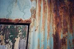 60940020 (edward.roberts7tr) Tags: ricoh ff9 kodak color plus200 rust fading paint