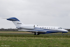 Air X Charter Cessna 750 Citation X D-BUZZ (birrlad) Tags: shannon snn international airport ireland aircraft airplanes airplane aviation bizjet private passenger jet taxi taxiway takeoff departing departure runway dbuzz cessna 750 citation 10 c750 air x charter