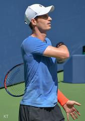 Andy Murray (Carine06) Tags: tennis usopen 2018 flushingmeadows corona newyork practice kt20180826186 andymurray louisarmstrongstadium