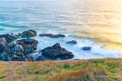 Sunrise today - 6 Feb 2019 #4 (Peter.Stokes) Tags: australia australian beach clouds coast coastline colour colourphotography landscape lighthouse morning nsw newsouthwales ocean outdoors photo portmacquarie saltwater sea skies sky skyscenes summer sunrise light
