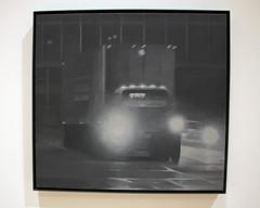 Truck, by Vija Celmins (JB by the Sea) Tags: sanfrancisco california february2019 financialdistrict sanfranciscomuseumofmodernart sfmoma vijacelmins painting