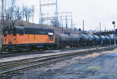 MILW 748                    11-79 (C E Turley) Tags: railway fm h1244 milw cutoff fairbanksmorse milwaukee