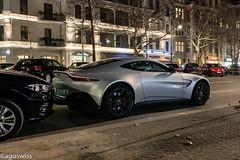Aston Martin Vantage (aguswiss1) Tags: supercar dreamcar amazingcar carlover aston carheaven vantage auto carspotting sportscar car carswithoutlimits carporn exoticcar fastcar caroftheday astonmartin v8