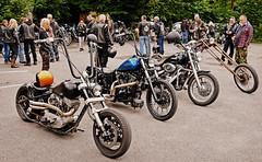 Bikes 'n' Bikers.. (Harleynik Rides Again.) Tags: bikesnbikers chopperclub chopper motorcycles biker bike harleydavidson harleynikridesagain