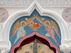 Яков Прокофьев. Храм Всецарицы в Рязани