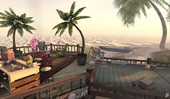 Morning Beach (Sophia Paez) Tags: chezmoi