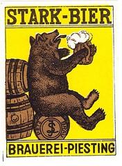 Austria - Brauerei Piesting (Markt Piesting) (cigpack.at) Tags: austria österreich brauereipiesting marktpiesting starkbier bier beer brauerei brewery label etikett bierflasche bieretikett flaschenetikett