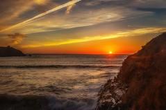 Sunset (jyleroy) Tags: europe france bretagne frenchbrittany coucherdesoleil sunset nationalgeographicgroup ngc mer sea océan atlantique
