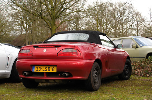 1998 MG F 1.8i
