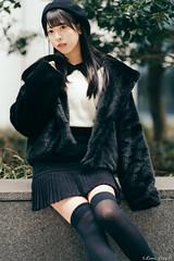 Nene Fujitani (iLoveLilyD) Tags: a7r3 portrait emount ilce7rm3 85mm sony mirrorless gmlens felens ilovelilyd vscofilm07 agfaportraitxps160 f14 fullframe sel85f14gm primelens α gmaster 2018 gm α7riii tokyo japan 東京都 日本 jp