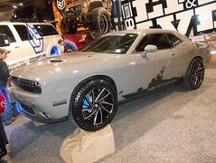 2018 Dodge Challenger GT (splattergraphics) Tags: 2018 dodge challenger challengergt awd customcar mopar carshow dubshow philadelphiaautoshow pennsylvaniaconventioncenter philadelphiapa