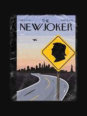New Warning (2Xonthebeat) Tags: design designer artist illustartor photoshop trump newyorker art magzine explore