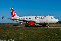 Eurowings OK-REQ (U. Heinze) Tags: aircraft airlines airways airplane planespotting plane flugzeug haj hannoverlangenhagenairporthaj nikon d610 deutschland germany