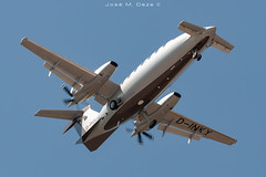 Airgo Flugservice Piaggio P-180 D-INKY (José M. Deza) Tags: 20190322 airgoflugservice bcn dinky elprat lebl p180 piaggio planespotting spotter aircraft
