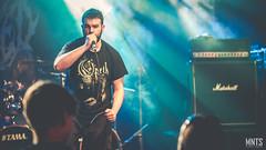 Defeated Sanity - live in Kraków 2019 fot. Łukasz MNTS Miętka-19