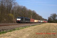 MRCE ES64 F4-106 (Phil.Kn.) Tags: siemens es64f4 189 mrce eisenbahn