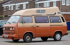 BRN 159Y (Nivek.Old.Gold) Tags: 1983 volkswagen transporter devon moonraker camper 1915cc t3