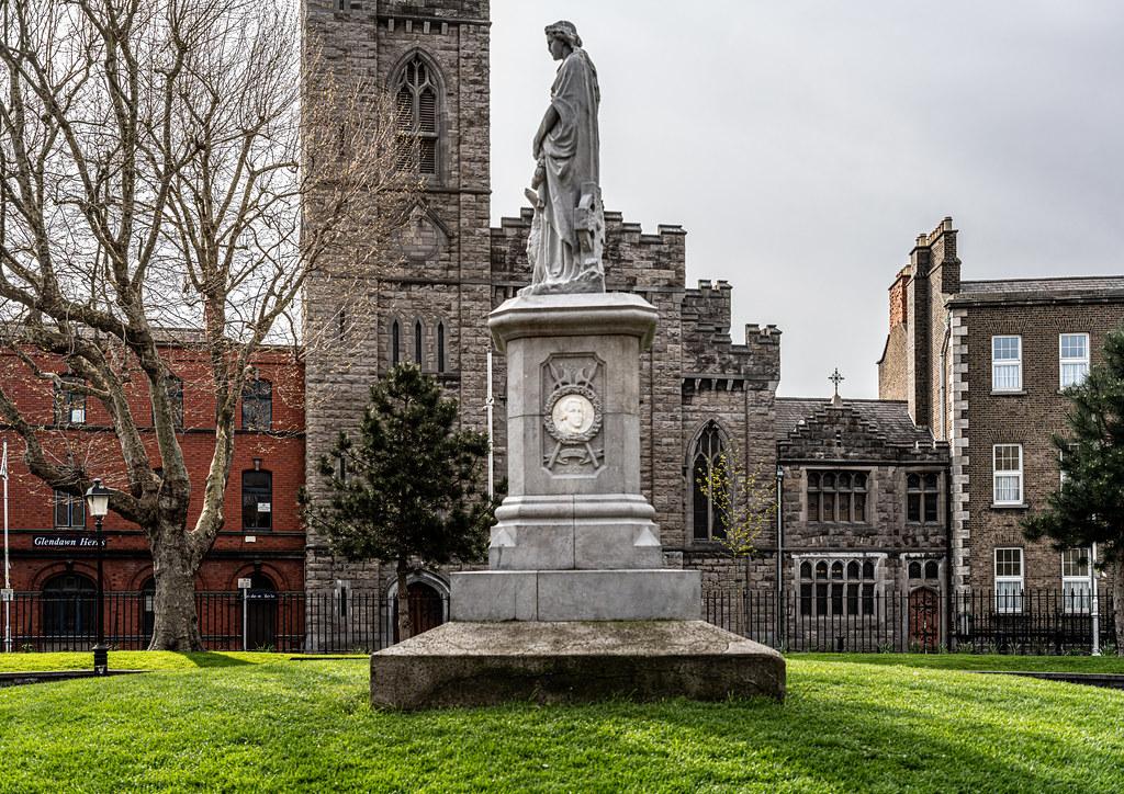 Éire 1798 Memorial St. Michan's Park [Photographed Using A Voigtlander 40mm Lens]-151579