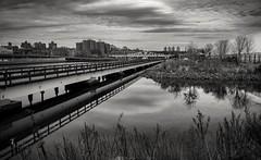 The Bronx in B&W... (cesar.toribio1218) Tags: blackandwhite blackandwhitephotos bronx nycphotography monochrome vanishingpoint