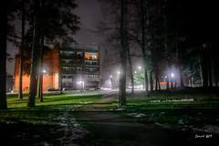 IMG_7082 (denjah) Tags: город ulbroka street snow nightshot night iela city ночноефото ноч небо зима riga latvia denjahphoto 2018 снег