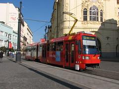 IMG_5566 (-A l e x-) Tags: bratislava slovakei tram strassenbahn tramway slovakia 2006 öpnv reise verkehr öffis