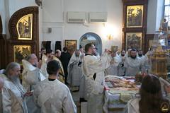68. Соборное богослужение в Лавре 13.01.2019