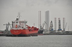 Sten Skagen (Hugo Sluimer) Tags: nlrtm onzehaven portofrotterdam port haven nederland zuidholland holland nikon nikond500 d500