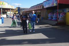 Mouse not a Pussy (kevin Akerman) Tags: teeshirt men bag coney beach porthcawl elvis festival