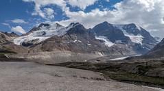 Athabasca Glacier (anthsnap!) Tags: canada canadianrockies icefieldsparkway alberta glacier columbiaicefield