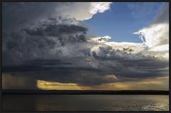 Storm Versus Sunset (itsallgoodamanda) Tags: stormclouds storm stormyseascape shoalhaven seascape sea seaside southcoast stgeorgesbasin seascapephotography sunset sky sanctuarypoint sunsetphotography stormphotography amandarainphotography australia australianlandscape australiassouthcoast australiaseastcoast coastallandscape coastal clouds coastline colourfullandscape calmocean coastalstorm jervisbayphotography jervisbay photography photoborder landscape landscapecoast lateafternoon itsallgoodamanda newsouthwales stormcell rain rainclouds weather summer2019 summerstorm stormatsunset skyscape bigsky skyphotography bestofaustralia