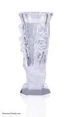 PRECIOSA_25288_vase Motherhood B (PRECIOSA ORNELA) Tags: preciosaornela desna since 1847 decorative traditionalczechglass glass figurine statuette hand made ashtray devotional