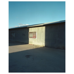 QFV-15 (sm0r0ms) Tags: mamiya7 6x7 kodak 120 film analog landscape mediumformat colorphotography newtopographics contemporarylandscape