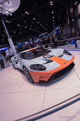 IMG_0323 (th1sguy1102) Tags: chicago 2019chicagoautoshow 2019autoshow autoshow carshow automotive mccormickconventioncenter thewindycity ford gt lemans lemansblue gulflivery