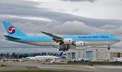 HL-7617 - 3/15/13 (nstampede002) Tags: aviationphotography kpae boeing painefield commercialaviation airliner boeing747 b747 747 747800f 747800 7478f boeing747800 boeing747800f boeing7478f b748f b747800 b747f b747800f boeing747f freighter cargo korean koreanaircargo