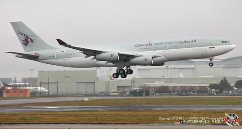 AIRBUS A340-211 (MSN 0026)