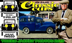 Granpa Likes To Wear Tweed  part 2 (Save The Last Ocean) Tags: vintagecarclub vintagecar oldschool retro man fashion poster sign outdoor distinguished gentlemans cap tweed wearing car nz kiwi older oldman granpa classic auto vehicles cavalrytwilltrousers rally show club menswear scottish houndstooth uk british woven yorkshire 2019 nokia headlight art blazer plaid auckland hamilton rotorua tauranga gisbourne napier hastings wellington nelson christchurch dunedin invercargill city tweedcap tweedjacket citycouncil newplymouth whanganui wanganui rockandhop parked road street tweedjacketphotos morrisminorvan van truck 1200cc 1970s 70s 1971 vehicle dapper